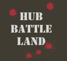 Hub Battle Land by GarfunkelArt