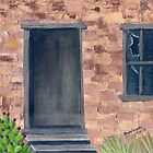 Old Adobe  by Barbara Applegate