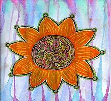 Sunflower by shanaabird