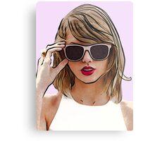 Taylor Swift 1989 Metal Print