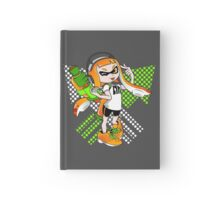 Inkling Girl Hardcover Journal