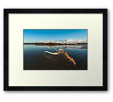 Snapper Rocks Framed Print