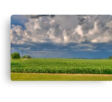 Imminent Weather Canvas Print