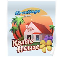 Greetings from Kame House Poster