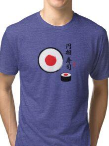 Sushi Enso Tri-blend T-Shirt