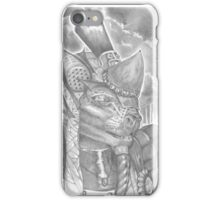 The Shaman Takes the Field iPhone Case/Skin
