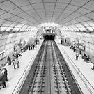 Metro of Bilbao (Spain) by Angel Benavides