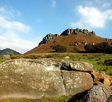 Big Rock at the Roaches by Kevin McNeill