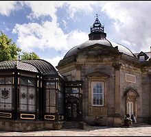 The Royal Pump Room Museum - Harrogate by Jazzdenski