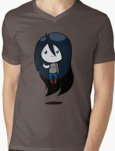 Chibi Marceline Mens V-Neck T-Shirt