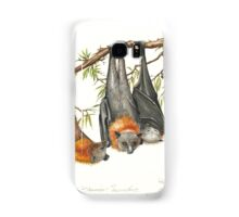 Australian Grey-headed Flying-fox Samsung Galaxy Case/Skin