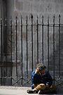 Gente de San Augustin by Alessandro Pinto