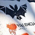 Spanish street art by Angel Benavides