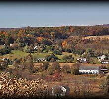 Moorestown Autumn by Tim Holmes
