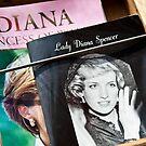 The princess Diana by Angel Benavides