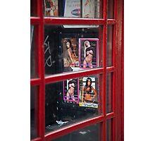 Sexy telephone Photographic Print