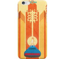 Fifth Element Poster iPhone Case/Skin