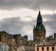 Dunfermline City Chambers by Tom Gomez
