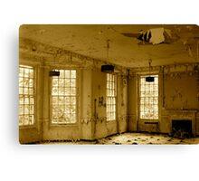 West Park - Decay Canvas Print