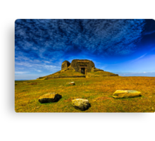 The Jubilee Tower Canvas Print