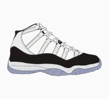 "Air Jordan XI (11) ""Concord"" Kids Tee"