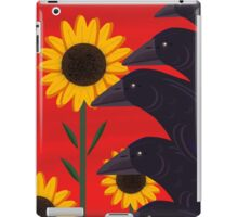 A Murder In The Fields iPad Case/Skin