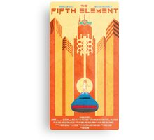 Fifth Element Poster Metal Print