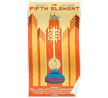 Fifth Element Poster Poster