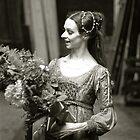 Ballet great Eva Evdokimova by Daniel Sorine