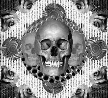 dark skull by STORMYMADE