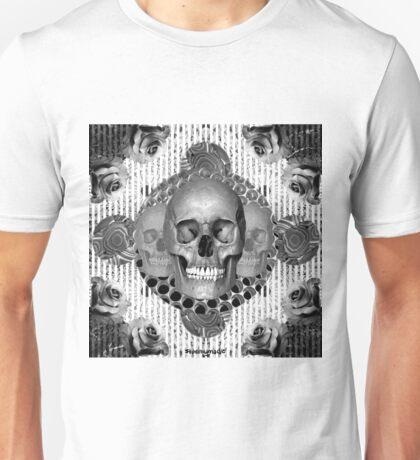 dark skull Unisex T-Shirt
