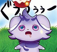 Pokemon: Espurr by Asrielle