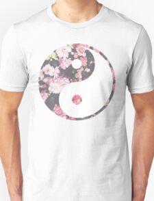 Hipster Yin Yang Unisex T-Shirt