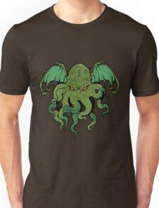 Cthulhu lives Unisex T-Shirt
