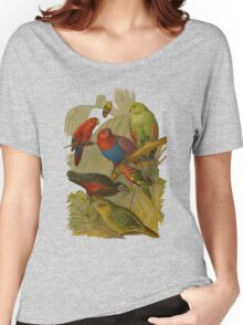 Parrots. [after rudolph becker] Women's Relaxed Fit T-Shirt