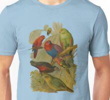 Parrots. [after rudolph becker] Unisex T-Shirt