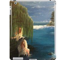 Angel Lake iPad Case/Skin