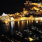 Castellammare by Night by Rosy Kueng