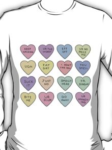 Bitter Hearts T-Shirt