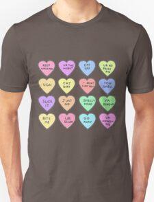Bitter Hearts Unisex T-Shirt