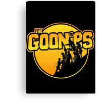 The Goonies - ver 1 Canvas Print