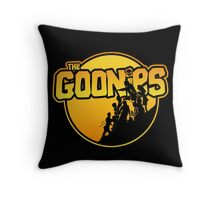 The Goonies - ver 1 Throw Pillow