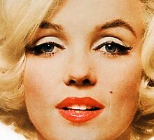 Marilyn Monroe photographed by Bert Stern, 1962 by acciosephora