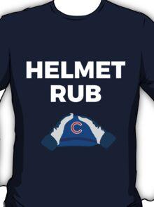Chicago Cubs Helmet Rub Shirt T-Shirt