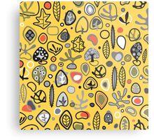 Fab fifties abstract design  Metal Print