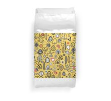 Fab fifties abstract design  Duvet Cover