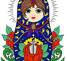 Nesting Doll by michaelwpg