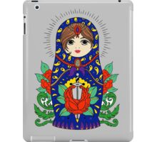 Nesting Doll iPad Case/Skin