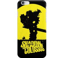 Shadow of the Colossus  iPhone Case/Skin