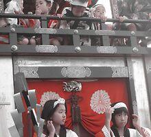 matsuri festival by Ljikob
